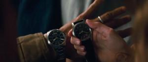 Les deux montres de Hooper et de sa fille (Interstellar)
